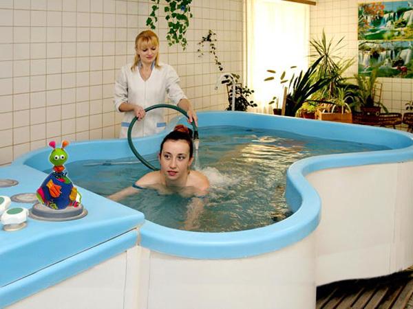 Минеральные воды курорта Миргород