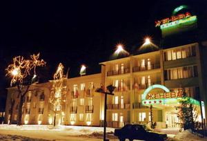 Санаторий Royal Hotels & SPA Resorts «Женева» в Трускавце
