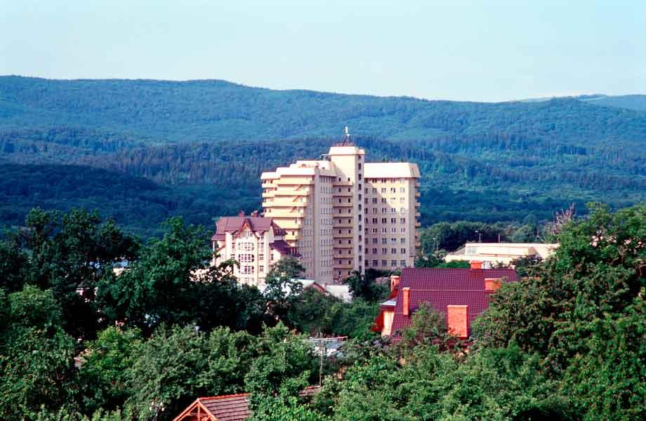 Общее описание курорта Трускавец