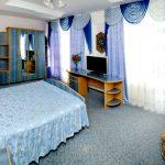 620 люкс спальня