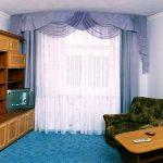 люкс гостинная