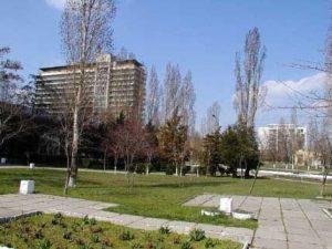 Санаторій ім. Пирогова, Куяльник - від 410 грн.