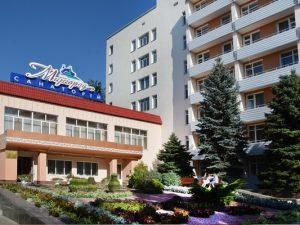 """Санаторий """"Миргород"""" - от 660 грн."""