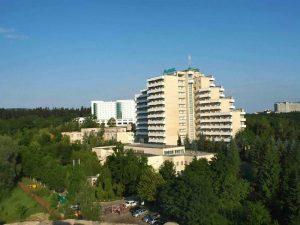 "Санаторий ""Молдова"" - от 790 грн."