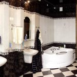 суперлюкс ванная комната