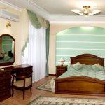 суперлюкс спальня