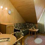 2х комнатный 2х местный люкс мансардный