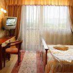 3х комнатные апартаменты - спальня