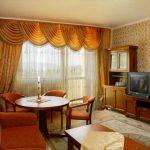 3х комнатные апартаменты- гостинная