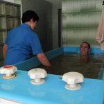 подводный душ масаж