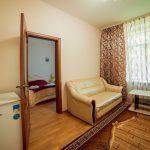 Двокімнатний одномісний люкс