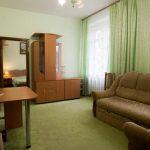 2-місний 2-кімнатний номер, корпус Квітка Полонини