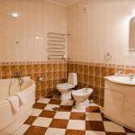 2-кімнатний 2-місний номер люкс 5 мансардний поверх, корпус Сузіря