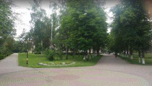 Санаторий «Березовый гай» Миргород