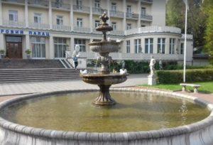 Санаторій «Мармуровий палац» Моршин